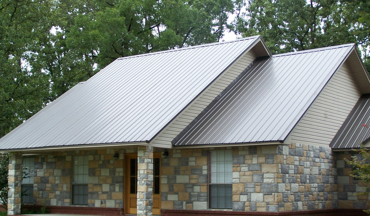 Best 25 Pictures of house with metal roofs