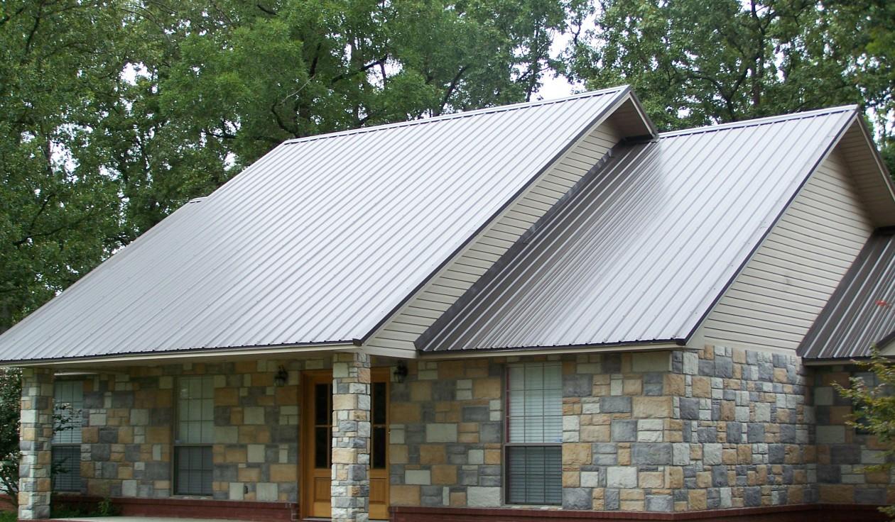 Beautiful Metal Roof