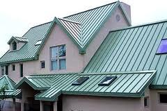 Intricate Metal Roof
